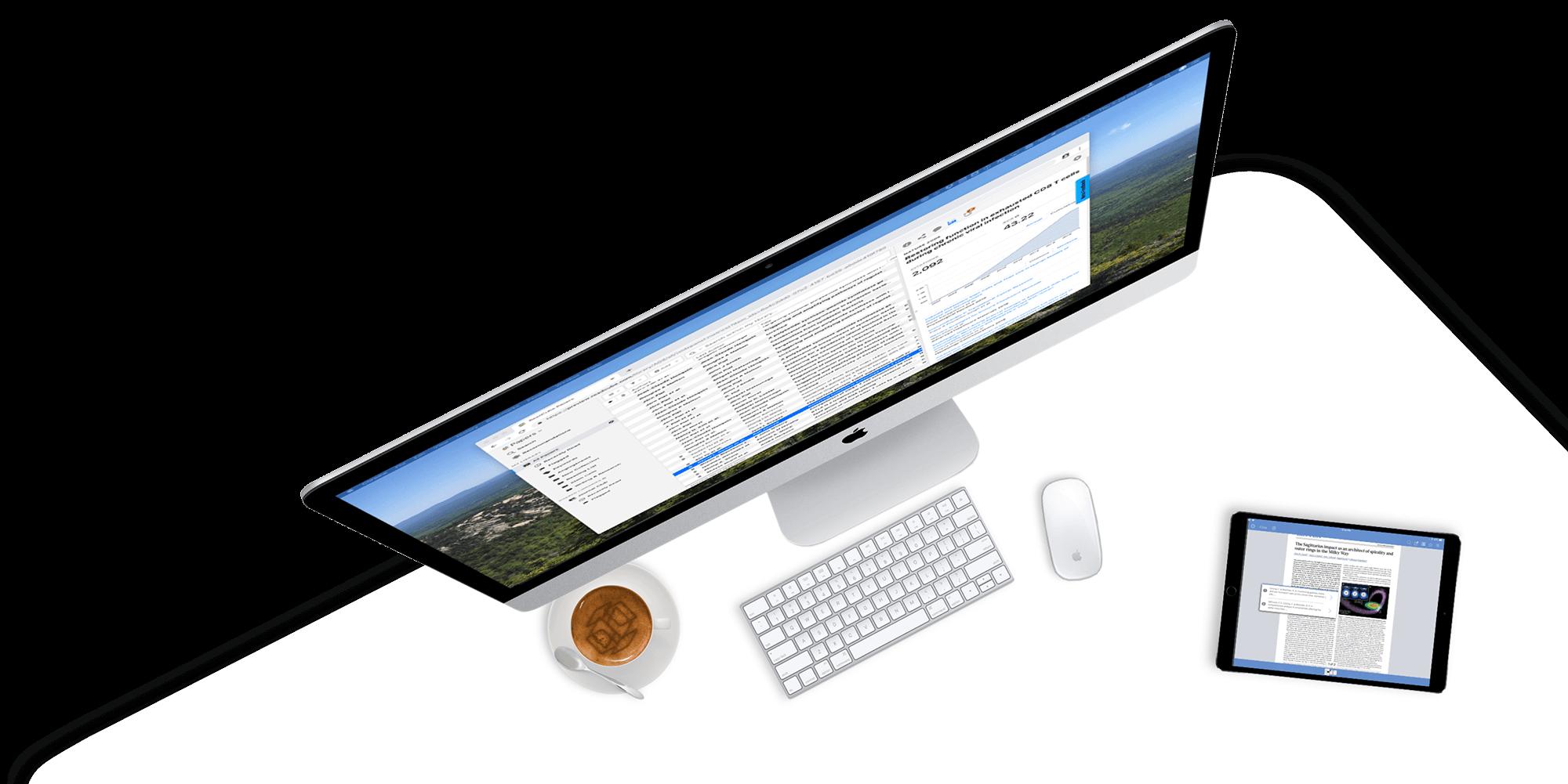 Papers Mac 破解版 优秀的论文写作工具-麦氪派
